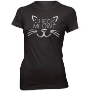 Check Meowt Women's Slogan T-Shirt