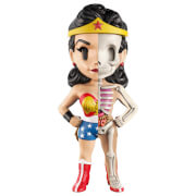Figura XXRAY Vinyl Wonder Woman Ronda 1 (Edad de Oro) - DC Comics