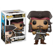 Disney Pirati dei Caraibi - Jack Sparrow Pop! Vinyl