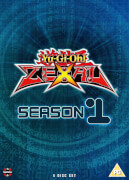 Yu-Gi-Oh! Zexal Season 1 Complete Collection (Episodes 1-49)