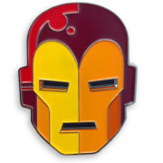 Mondo Iron Man Enamel Pin