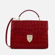 Aspinal of London Women's Mayfair Cross Body Bag - Red