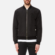 Versace Collection Men's Outerwear Blouson - Nero