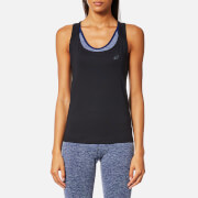 Asics Women's Fitted Tank Top - Performance Black