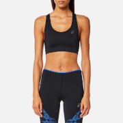 Asics Women's Racerback Bra - Performance Black