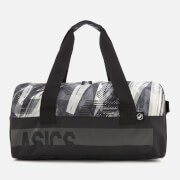 Asics Men's Training Gym Bag - Performance Black/White