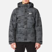 Jack Wolfskin Men's Mountain Edge Jacket - Black