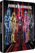 Power Rangers - Steelbook Exclusivité Zavvi