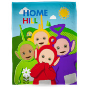 Teletubbies Playtime Fleece Blanket