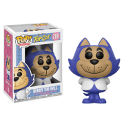 Hanna Barbera Benny the Ball Funko Pop! Figuur