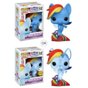 Figura Pop! Vinyl Pony Rainbow Dash Mar - My Little Pony