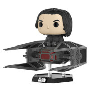 Star Wars Kylo Ren in Tie Fighter Funko Pop! Deluxe