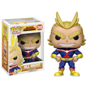 Figura Pop! Vinyl All Might - My Hero Academia