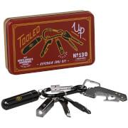 Gentlemen's Hardware Key Chain Tool Kit