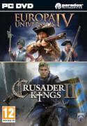 Crusader Kings II & Europa Universalis IV - Lot Double
