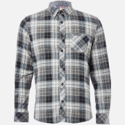 Camisa Tokyo Laundry Nashville - Hombre - Gris