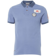 Tokyo Laundry Men's Downtown Polo Shirt - Dutch Blue