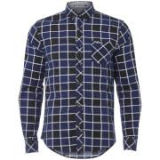 Camisa Tokyo Laundry Cadillo - Hombre - Azul