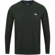 Le Shark Men's Highshore Long Sleeve Top - Green Gables