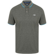 Le Shark Men's Hoadly Polo Shirt - Mid Grey Marl