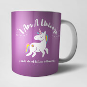 I Am A Unicorn And I Don't Believe In Humans Mug