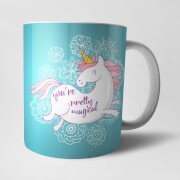 Pretty Magical Unicorn Mug