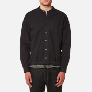 YMC Men's Beach Shirt - Black