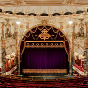 London Coliseum Tour and Cream Tea for Two, London