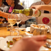 Cook, Eat and Run with Wine for Two at L'atelier des Chefs