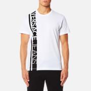 Versace Jeans Men's Cuffed Jog Pants - Nero