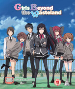 Girls Beyond The Wasteland Collection