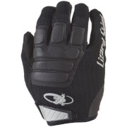 Lizard Skins Monitor HD MTB Gloves - Jet Black