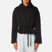 House of Sunny Women's Open Soul Jumper - Supa Black