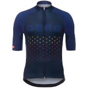 Santini La Vuelta 2017 Cero Jersey - Blue