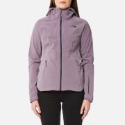 The North Face Women's Apex Flex Goretex Jacket - Black Plum