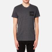 The North Face Men's Fine Short Sleeve T-Shirt - TNF Dark Grey Heather