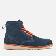 Superdry Men's Stirling Lace Up Boots - Navy