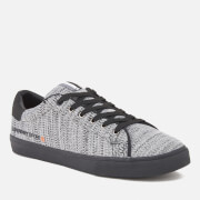 Superdry Men's Mono Tennis Trainers - Grey