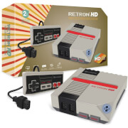 Hyperkin RetroN 1 HD Gaming Konsole - Grau