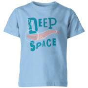 Deep Space Kid's Blue T-Shirt