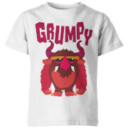 Grumpy Kid's White T-Shirt