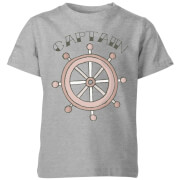 My Little Rascal Kids Captain Grey T-Shirt