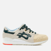 Asics Lifestyle Men's Gel-Lyte III Trainers - Birch/Hampton Green