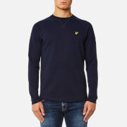 Lyle & Scott Men's Lightweight Crew Neck Sweatshirt - Navy