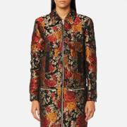 Gestuz Women's Edie Jacquard Jacket - Red