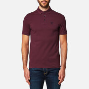 Barbour Men's Joshua Polo Shirt - Merlot