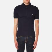 Vivienne Westwood MAN Men's Organic Pique Polo Shirt - Navy