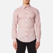 Vivienne Westwood MAN Men's Stretch Poplin Classic Shirt - Pink