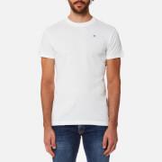 Hackett Men's Short Sleeve Logo T-Shirt - White