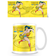 Taza DC Comics Wonder Woman